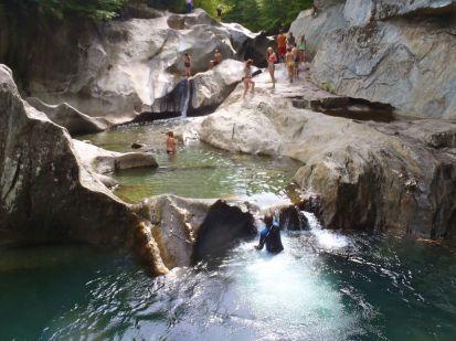 Warren swim hole